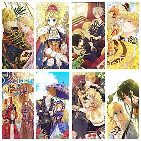 Poster Một ngày nọ tôi bỗng trở thành công chúa anime chibi tranh treo album ảnh in hình đẹp