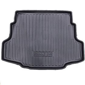 Thảm Nhựa Lót Cốp Sau Dành Cho Xe Ô Tô Huyndai i10 sedan