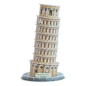Big World Xếp hình 3D kỳ quan thế giới - Tháp nghiêng Pisa