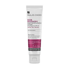 Kem Dưỡng Ẩm Phục Hồi Da Chống Oxy Hóa Chứa Skin Recovery Daily Moisturizing Lotion SPF 30 60ml