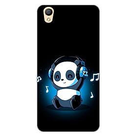 Ốp lưng dẻo cho điện thoại Oppo Neo 9 (A37) _Panda 05