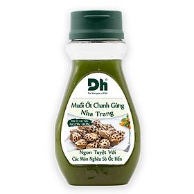 Muối Ớt Chanh Gừng Nha Trang 200gr Dh Foods