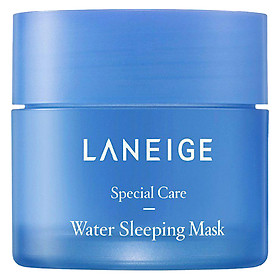 Mặt Nạ Ngủ Dưỡng Ẩm Và Thanh Lọc Da Laneige Miniature Water Sleeping Mask (25ml)