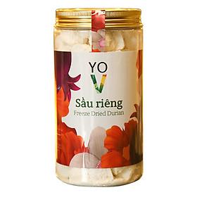 Sữa Chua Sấy Yo'V Vị Sầu Riêng (90g)