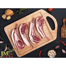 [Chỉ giao Q2, Q9, Thủ Đức] - Sườn Cừu Úc cắt 2cm JMF - 1kg