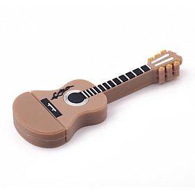 Mini Guitar USB Flash Drive USB 2.0 Flash Disk 1GB 2GB 4GB 8GB 16GB 32GB Pen Drive Memory Flash Card U Disk