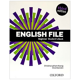 English File (3rd Edition) Beginner Student's Book
