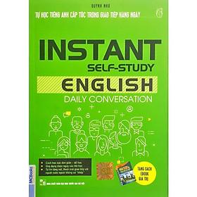 Tự Học Tiếng Anh Cấp Tốc Tiếng Anh Trong Giao Tiếp Hằng Ngày (2 Màu Như 4 Màu Chi Bi Mới)