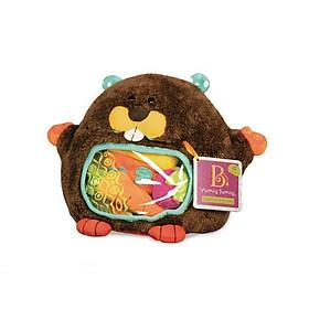 Gấu bông đồ chơi hải ly tham ăn B.Toys BX1516Z