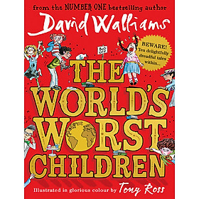 Sách tiếng Anh - The World's Worst Children
