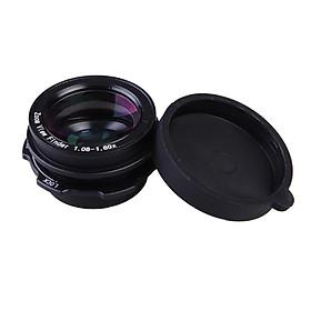 1.08x-1.60x Zoom Viewfinder Eyepiece Magnifier for Canon Nikon Pentax Sony Olympus Fujifilm Samsung Sigma Minoltaz SLR