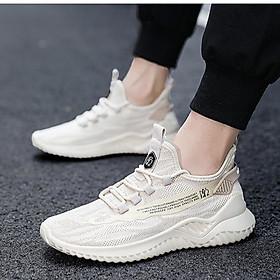 Giày sneaker thể thao nam buộc dây siêu nhẹ V269