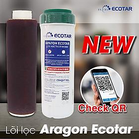 Lõi lọc nước nano Geyser Aragon ECOTAR thế hệ mới của Geyser dành thay thế cho lõi lọc Aragon máy Geyser Ecotar 2, Geyser Ecotar 3