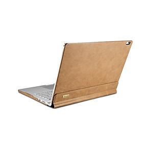 Ốp da bò Surface Book s1 & s2 - sản phẩm ICARER – Hàng chính hãng