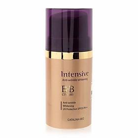 Kem Trang Điểm Đa Chức Năng Catalina Intensive Anti-Wrinkle Whitening Bb Cream Sps 35Pa++ Catalina Geo_Py10 (50ml)