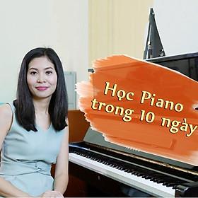 Unica - Tự Học Piano Trong 10 Ngày