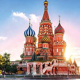 Tour NGA: Moscow - Murmansk - Ngắm bắc cực quang