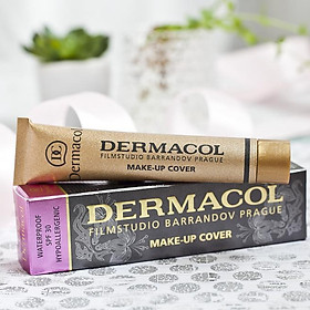 KEM NỀN CHE KHUYẾT ĐIỂM DERMACOL MAKE-UP COVER