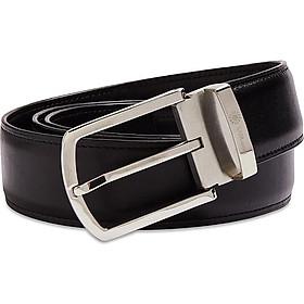 Dây nịt nam - Thắt lưng nam da SAM leather SFDN011TTB, Men's belts