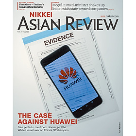 [Download Sách] Nikkei Asian Review: The Case Against Huawei - 6.20
