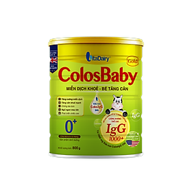 COLOSBABY GOLD 0+ 800G - S