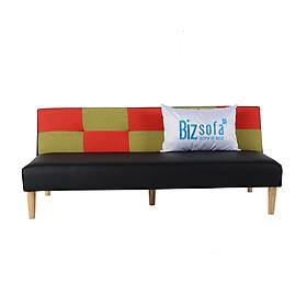 Ghế Sofa Giường BizSofa Bed MLF-181 168x70x70 cm - Phối Caro
