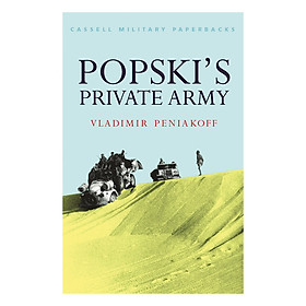 Popski's Private Army - Cassell Military Paperbacks