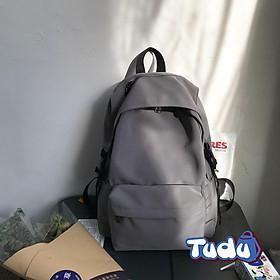 Balo Đi Học, Ba Lô Nam Nữ Phong Cách Hàn Quốc, Vải Dù Chống Nước, Đựng Vừa A4 Và Laptop 14 inch CN156