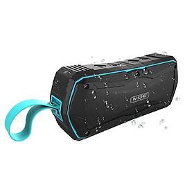 Hình đại diện sản phẩm Loa di động Bluetooth W-King S9 kiêm pin dự phòng chuyên phượt thể thao kháng nước kháng bụi IPx7 - Hàng chính hãng