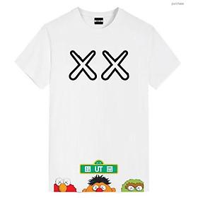 BST Áo Thun Gấu KAWS Thời Trang Siêu Độc   UT uniqlo X KAWS Bear Tshirt ALBUM 16