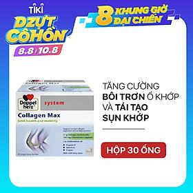 Collagen thuỷ phân tăng độ linh hoạt của khớp Doppelherz Collagen Max (Hộp 30 ống)