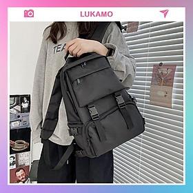 Balo nữ giá rẻ đẹp đi học du lịch cá tính dễ thương LUKAMO BL136