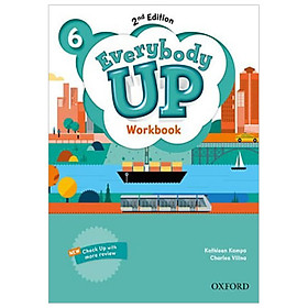 Everybody Up 2E 6: Workbook