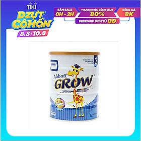 Sữa bột Abbott Grow 3 900g