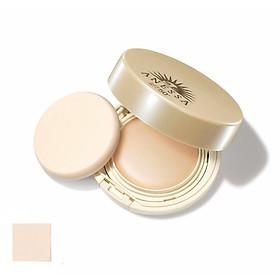 Kem Nền Trang Điểm Chống Nắng Dưỡng Da Dạng Nén Anessa Perfect UV Skincare Base Makeup SPF50+ PA+++ 10g