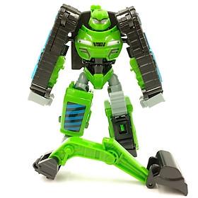 Đồ Chơi Robot Biến Hình Siêu Xe Màu Xanh Lá Boy Toys - AB-12A