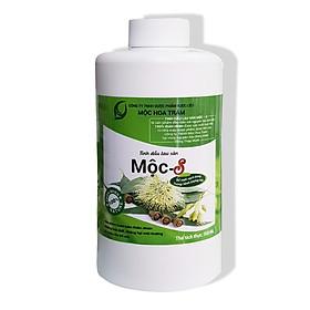 Nước lau sàn tinh dầu Mộc Hoa Tràm (Mộc S) chai 500ml
