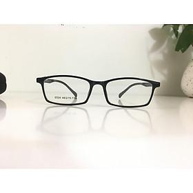 G�ng kính nhựa dẻo Tr90, dáng mắt nh�, đơn giản-0324