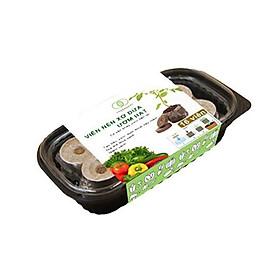 Hộp Viên nén xơ dừa -Trồng rau sạch, hoa quả-Giúp ươm hạt giống phát triển khỏe mạnh-(16 viên/1 Hộp)