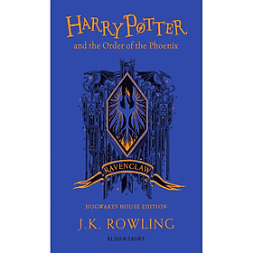 Harry Potter and the Order of the Phoenix - Ravenclaw Edition (Paperback)