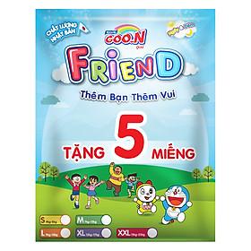 Tã Quần Goo.n Friend Gói Cực Đại M58 (58 Miếng) - Tặng Thêm 5 Miếng-2