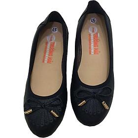 Giày búp bê da bò cao cấp Trường Hải BB003