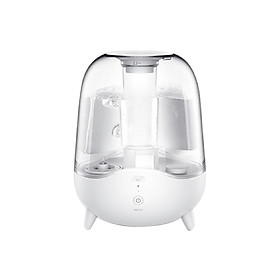 Máy Phun Sương Tạo Độ Ẩm Deerma Humidifier F325 (Trắng) - Hàng chính hãng