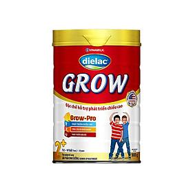 HỘP SỮA BỘT VINAMILK DIELAC GROW 2+ 900G (CHO TRẺ TỪ 2 - 10 TUỔI)