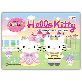 Hello Kitty - Kitty Diêm Dúa Làm Công Chúa (3-8 Tuổi)