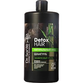Dầu gội Dr.sante Detox Hair than tre hoạt tính 1000ml