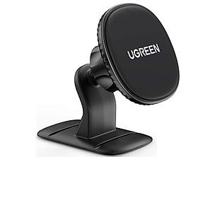 giá hít từ tính màu đen dùng để cố định điện thoai trên xe hơi Ugreen 292GT80785LP  hàng chính hãng