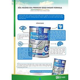Sữa Hoàng Gia Úc ROYAL AUSNZ 900g đủ số-2