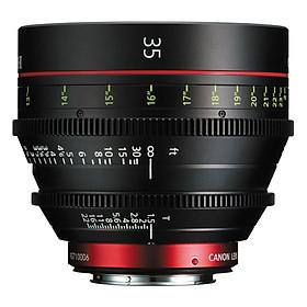 Ống Kính Canon CN-E35mm T1.5 L - Hàng Chính Hãng