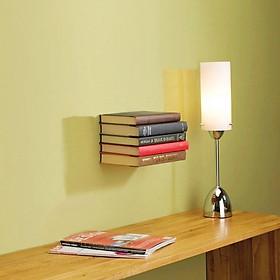 Kệ Giá Sách Treo Tường Trang Trí Đa Năng Decor Phòng Đọc Sách, Phòng Khách, Phòng Làm Việc